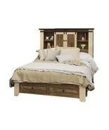 Multi Color Queen Size Anton - Madeline Storage Bed - $1,826.55