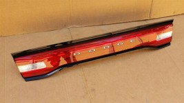 11-14 Dodge Charger Trunk Lid Center Tail Light Taillight Lamp Panel image 1