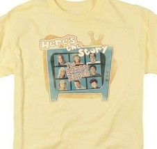 The Brady Bunch Classic TV 70s Heres Our Story Sitcom The Bradys Retro CBS1000 image 2