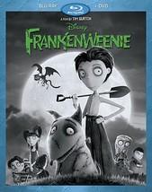 Disney Frankenweenie (Two-Disc Blu-ray/DVD Combo)