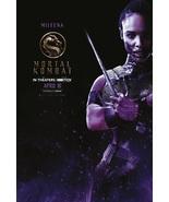 "Mortal Kombat Poster 2021 Simon McQuoid Mileena Film Art Print 24x36"" 27... - $10.90+"