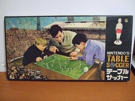 "Nintendo Game Old Toy ""Table Soccer"" 1965 vintage retro NEW Japan - $392.69"