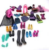 Monster High doll clothing clothes fashion accessories replacement lot    - $39.60