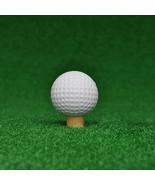 White new golf pu ball sponge ball pu foam ball indoor exerci  10  thumbtall