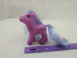 My Little Pony Heather Winds Magenta/Purple G3 Hasbro - $6.00