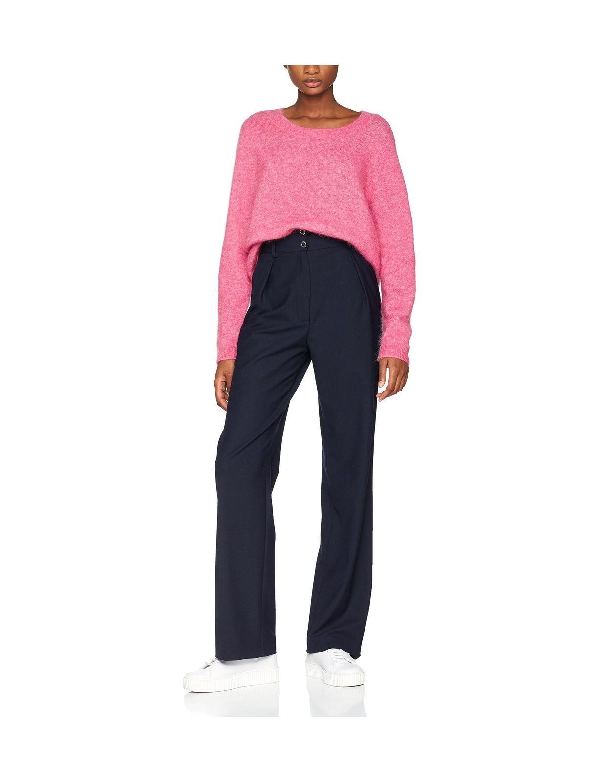 Womens Pantalon a Plis Trousers Cacharel 6SHRqbS