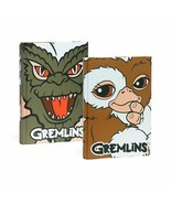 Gremlins Notebook Journal Diary Book Hard Cover Good Evil Gizmo Stripe 8... - $9.89