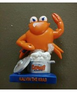 Kalvin the Crab Bobblehead Aberdeen Ironbirds BALTIMORE ORIOLES RARE - $69.29