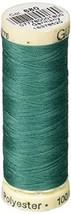 Gutermann Sew-All Thread 110 Yards-Marine Aqua 100P-680 - $5.36