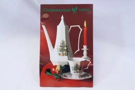 Vtg Nikko Christmastime Brochure Pamphlet 1990 - $24.50