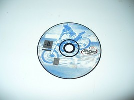 EA Sports Supercross 2000 (PlayStation PS1 1999) - DISC in Generic Jewel Case - $2.97