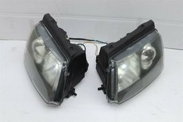 98-00 Volkswagen Passat B5 Projector Halogen Headlight Head Lights Lamps Set L&R image 5
