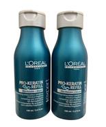 L'Oreal Pro Keratin Refill Travel Shampoo 3.4 OZ Set of Two - $12.99