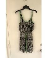 City Triangles women's summer  dresses L multi-color NWT - $20.29