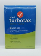 Intuit TurboTax Business Federal Returns Plus Federal E-File for Windows... - $37.29
