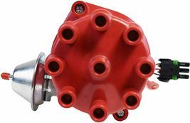 Pro Series R2R Distributor Ford SB Windsor 221 260 289 302 5.0 L 289/302W Red image 4