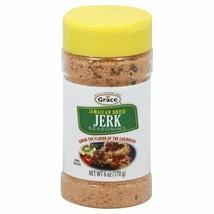 Grace Jamaican Dried Jerk Seasoning 6 Oz - No MSG - $7.61