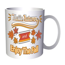 Hello Autumn Festival 11oz Mug p356 - $10.83