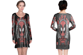 NIGHTDRESS Deadpool Chibi - $20.99+