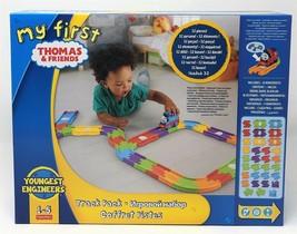 Mein Erstes Thomas und Freunde Youngest Ingenieure 32pc Zusatz Starter T... - $19.26