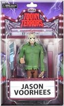 "NECA Toony Terrors: Jason Vorhees (2019) *Friday The 13th / 6"" Poseable Figure* - $19.00"