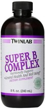 Twinlab Super B-Complex, Herbal, 8 Ounce (240 ml) (Pack of 2) - $59.99
