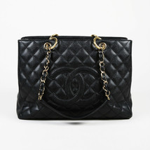 c7c50d1f2f7f Chanel 2009-2010 Quilted Caviar Leather Grand Shopping Tote - $2,460.00