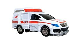 Hello Carbot Dandy Ambulance X Action Figure Transformation Robot Vehicle Toy image 4