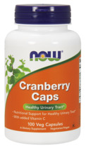 Cranberry Concentrate Now Foods 100 Caps - $17.60