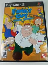 Family Guy Sony PlayStation 2 PS2 #SLUS 21560 - $20.82