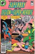Superboy Comic Book #255 DC Comics 1979 FINE/FINE+ - $4.99