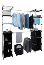 Tidy Living - Closet Storage System - Portable ... - $62.99