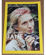 National Geographic Magazine (October 2017) The Making of an ICON Becomi... - $5.50