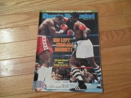 Sports Illustrated Magazine Michael Spinks Dwight Braxton 1983 - $12.99