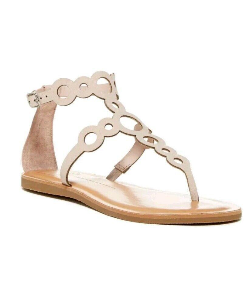 NIB $90 Dolce Vita Jolee Cutout Sandal - Blush Stella - Sz 8 - $59.99