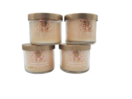 Bath and Body Works Cranberry Pear Bellini Mini Candles 1.3 oz, (Set of 4) - $27.99