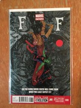 Ff Fantastic Four #8 Fraction Allred Marvel Comics Near Mint Comic Book - $1.89