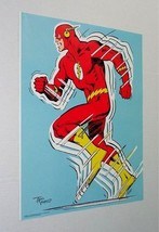 1979 Rare vintage original DC Comics Universe THE FLASH pin-up poster:19... - $59.39
