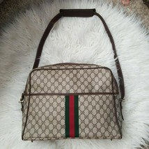 Authentic Vintage Gucci Ophidia Weekender Carry on Bag - $675.00