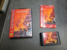 Lion King (Sega Genesis, 1994) - $13.99