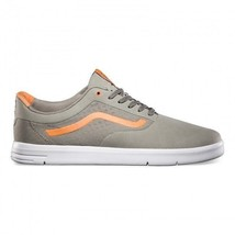 NIB VANS LXVI GRAPH GRANITE ORANGE 7.5 MENS SHOES SKATE SKATEBOARD ULTRA... - $40.16