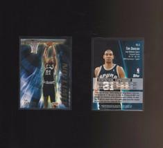 2000-01 Topps No Limit #NL5 Tim Duncan San Antonio Spurs - $1.00