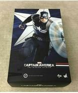 Hot Toys Movie Masterpiece 1/6 Figure MARVEL Captain America The Winter ... - $318.78