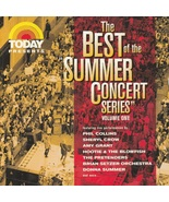 Best of the Summer Concert Series, Volume One CD - $4.99