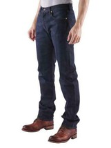 NEW LEVI'S STRAUSS 501 MEN'S ORIGINAL STRAIGHT LEG LODGE POLE JEAN PANT 501-1854 image 2