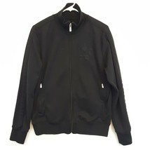 Nike Manny Pacquiao Men's M All Black Out N98 Track Jacket - $44.58