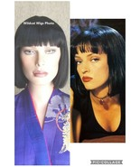 Uma  Pulp Fiction style QUALITY Wig called Minnie BEST SELLER FOR 17 YEA... - $19.99