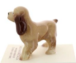 Hagen-Renaker Miniature Ceramic Dog Figurine Don Winton Cocker Spaniel Papa  image 2