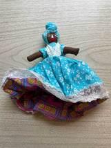 1980's Barbados Topsy Turvy Doll / Flip Doll