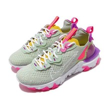 Nike Nsw React Vision Women's Shoes CI7523 300 Pistachio Frost/White Sz 6 ~ 10 - $89.97